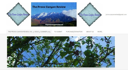 The Provo Canyon 1