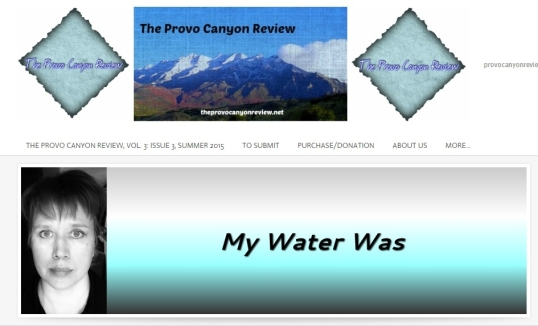 The Provo Canyon 5