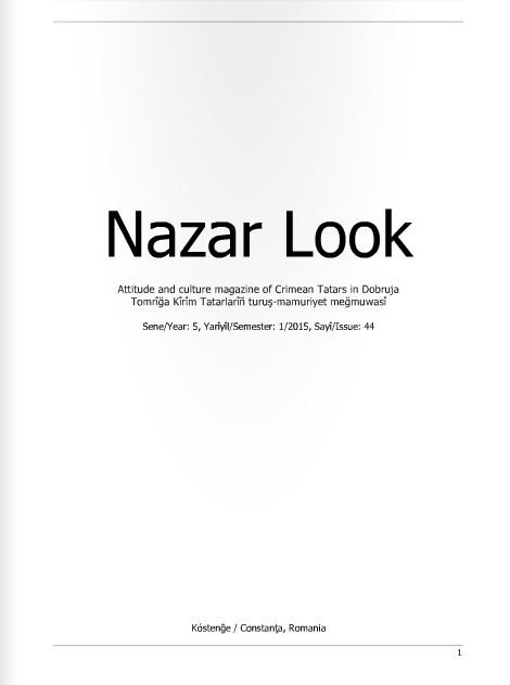 Nazar Look 3