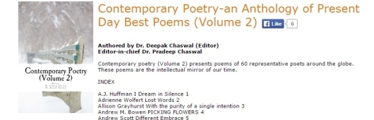 Contemporary Poetry Anthology 3