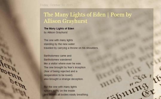 Inscribed Museum Literary Zine 2