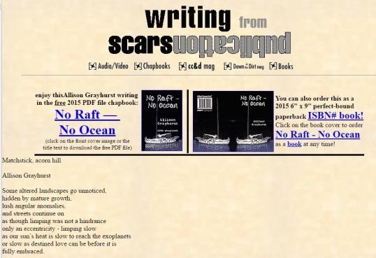 Scars Matchstick 1
