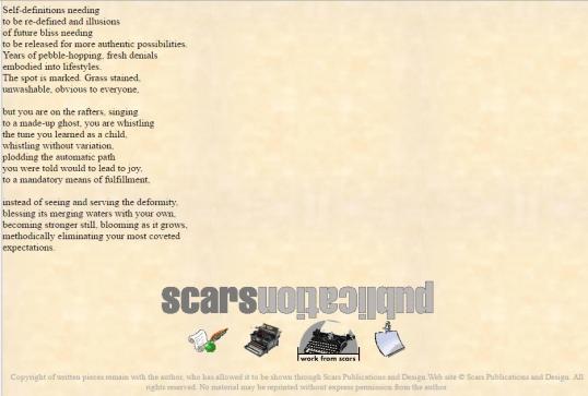 Scars Matchstick 2