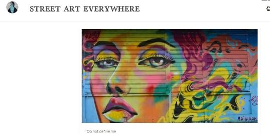Street Art Everywhere 1
