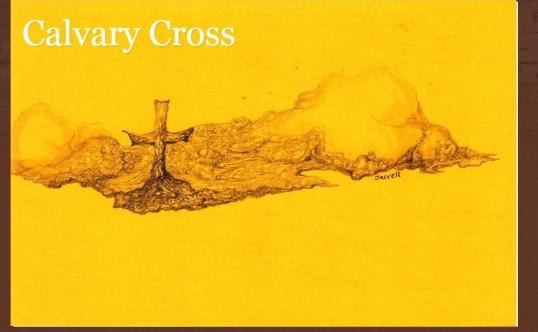 Calvary Cross 1