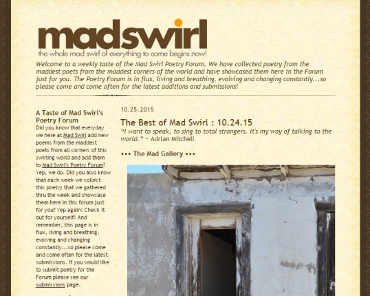 Madswirl entrance door 4