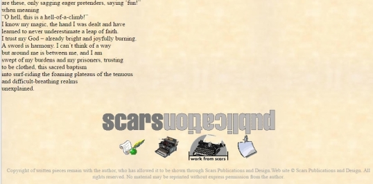 Scars pure captivity 2