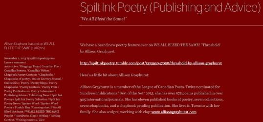 Spilt Ink 8