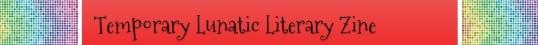 Temporary Lunatic Literary Zine Nov 1