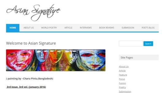 Asian Signature 1