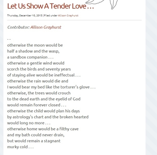 Leaves of Ink let us show a tender love 2