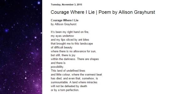 Lunar Lit Courage 2