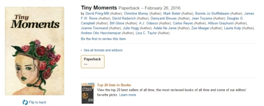 Tiny Moments amazon