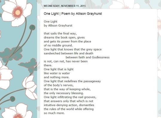Indie Poets Indeed Nov second 2