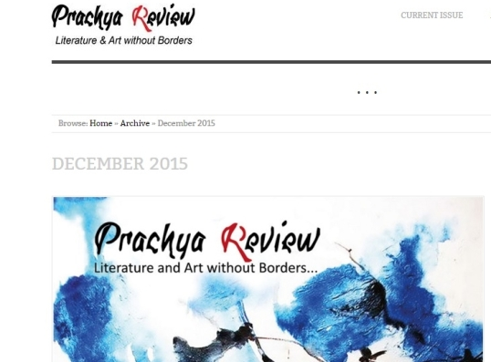 Prachya Review Dec 5