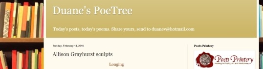Duane's Poetree Longing 1