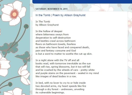 Indie Poets Indeed Nov five 2