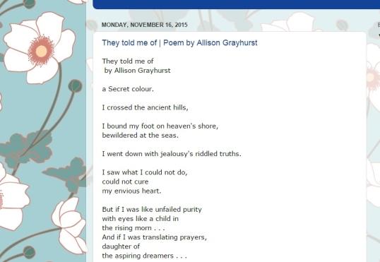 Indie Poets Indeed Nov seven 2