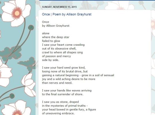 Indie Poets Indeed Nov six 2