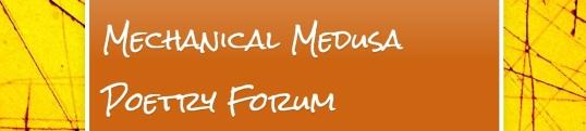 Mechanical Medusa Poetry Nov four 1