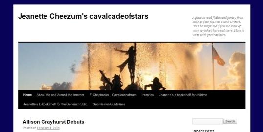 Cavalcade of star 1