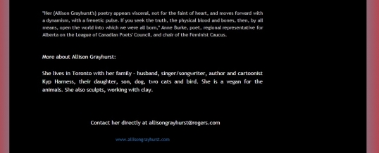 Creative Talents Unleashed author page 6