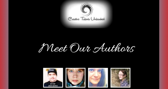 Creative Talents Unleashed meet the author 4