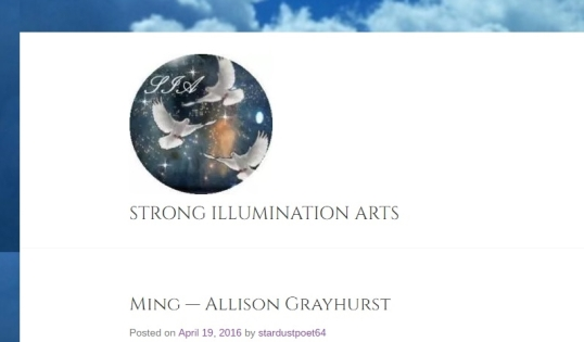 Strong Illumination Arts 1