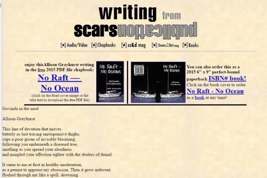 Scars Govinda 1