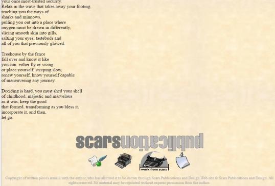 Scars Rite of passage 2