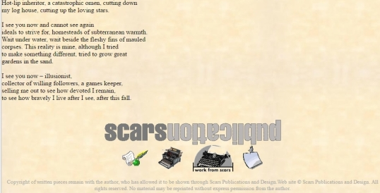 Scars See 2