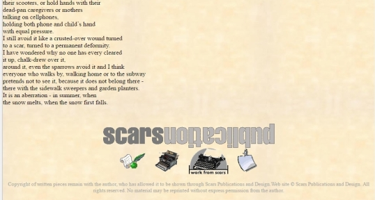 Scars The Stain 2