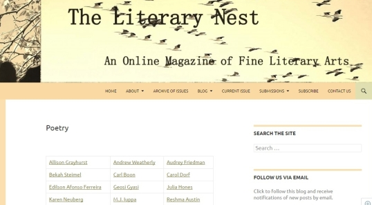 The Literary Nest 4