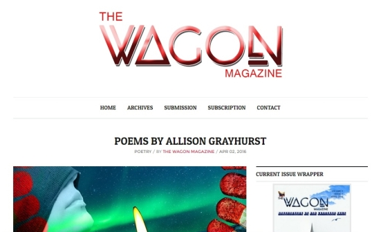 The Wagon Magazine 5