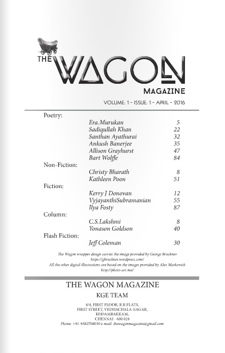 The wagon magazine issue 2