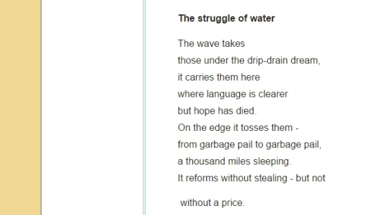 the-peregrine-muse-the-struggle-of-water