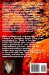 Book 33 - The Poetry of Allison Grayhurst - completed works from 2018 to 2021 (Volume 7) - back cover (2)