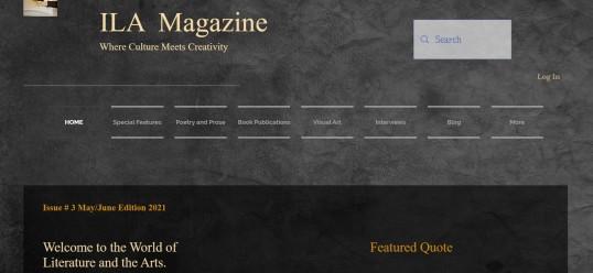 ILA Magazine - 1