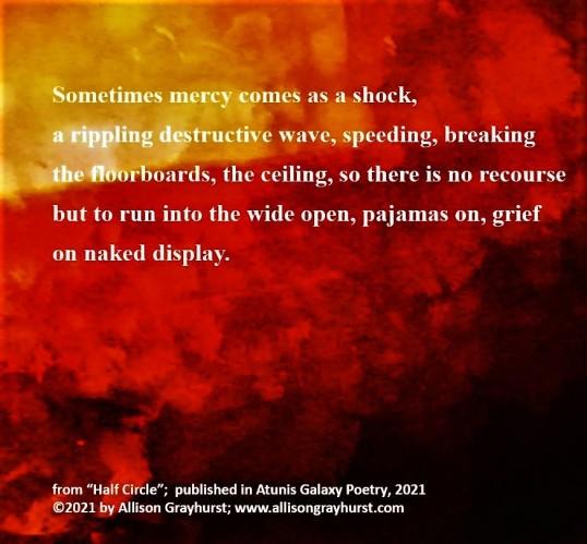 Allison Grayhurst - excerpt from Half Circle (10)