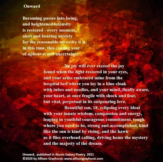 Allison Grayhurst - photo poem Onward (3)